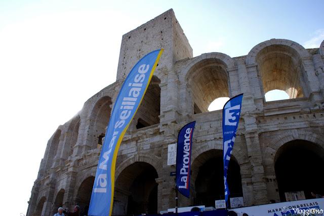 L'Anfiteatro Romano, Arena, patrimonio UNESCO