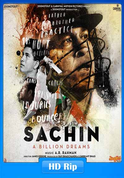 Sachin 2017 Hindi 480p HD DTH-Rip 400MB x264