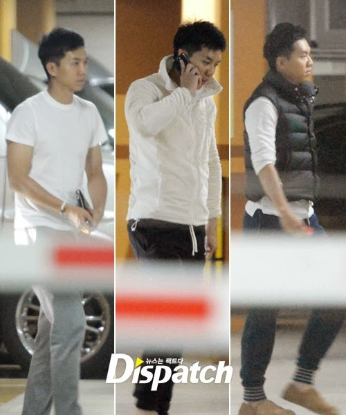 Lee seung gi and yoona dating dispatch
