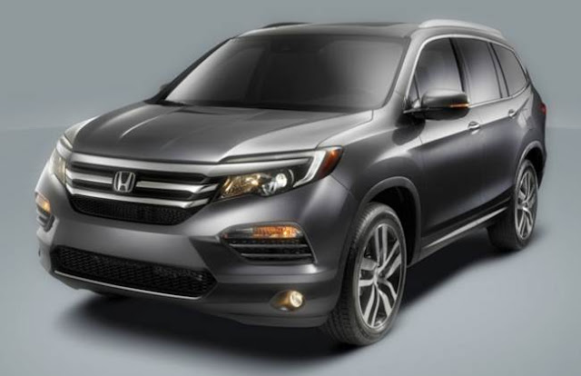 2017 Honda Pilot Elite Redesign, Review