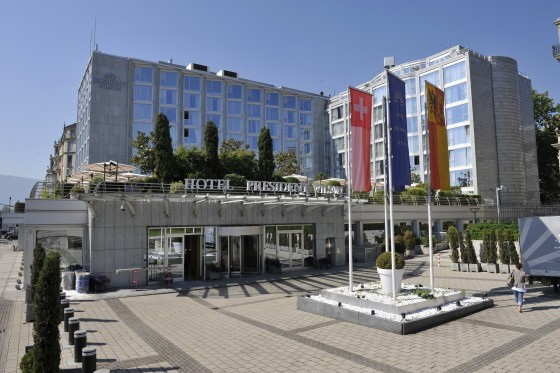 The Hotel President Wilson Is Located In Geneva Switzerland Named For 28th Of United States Woodrow