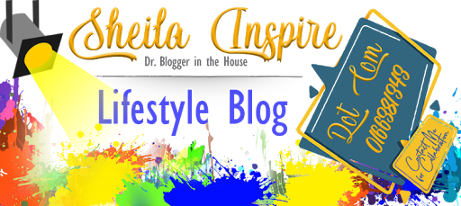 SHEILA INSPIRE: Lifestyle Blog