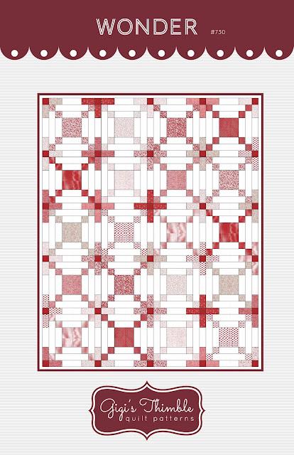 Wonder - A New Pattern by Gigi