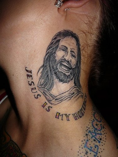 TEXAS: Christian Tattoo Designs