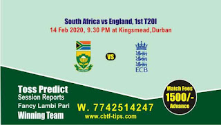 Eng vs SA Dream11 Tips Guide for Today's 2nd T20 Match