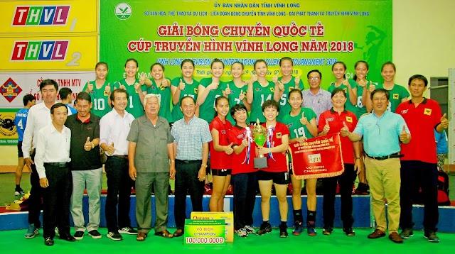 Cúp quốc tế THVL 2019: ĐKVĐ Bình Điền Long An sẽ rút lui?