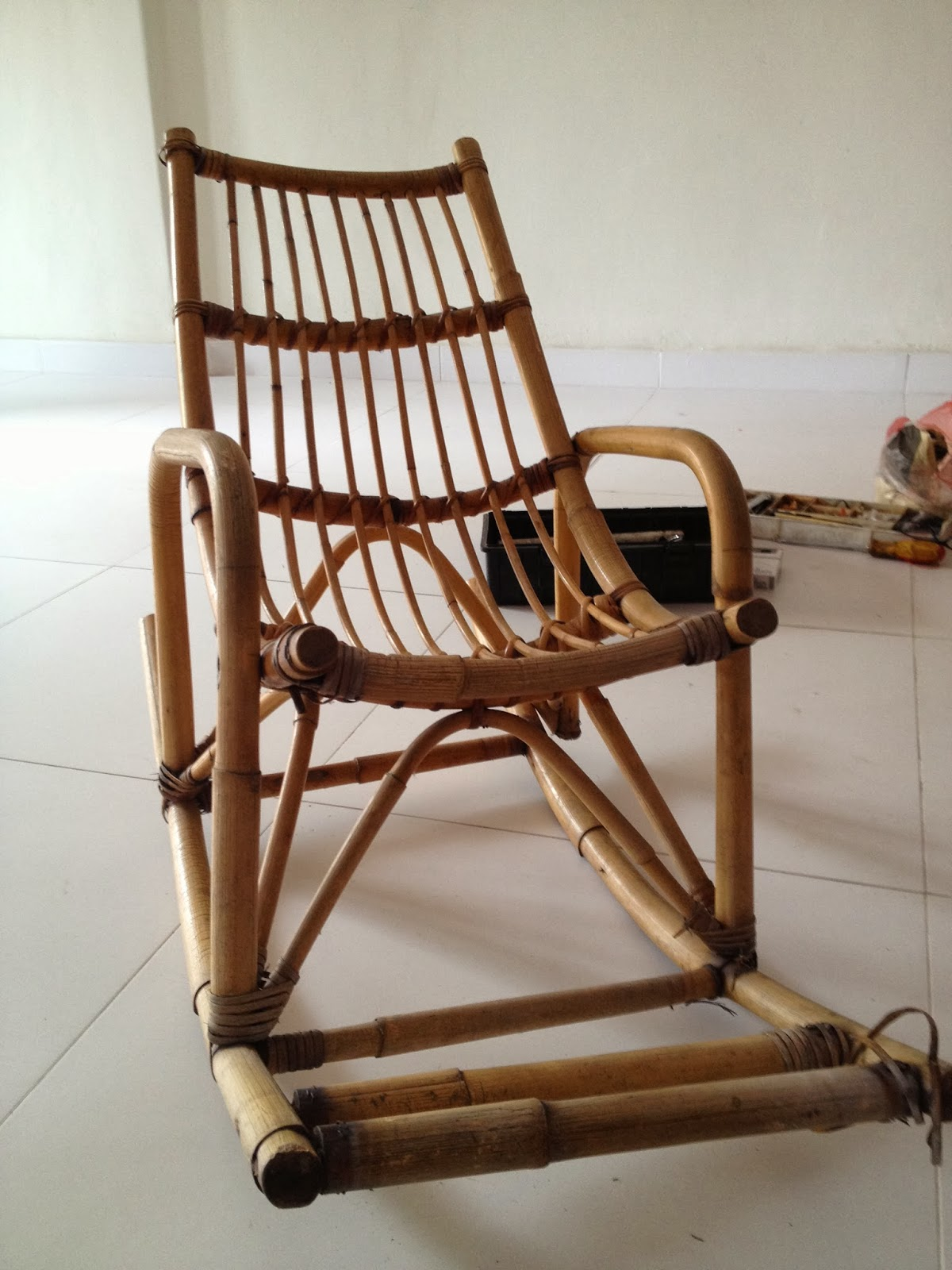 Our Renovation Adventures Baby Rocking Chair Update