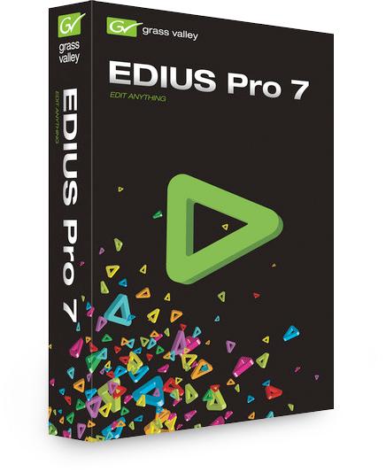 EDIUS_7 Full - Photoshop Album Design Software