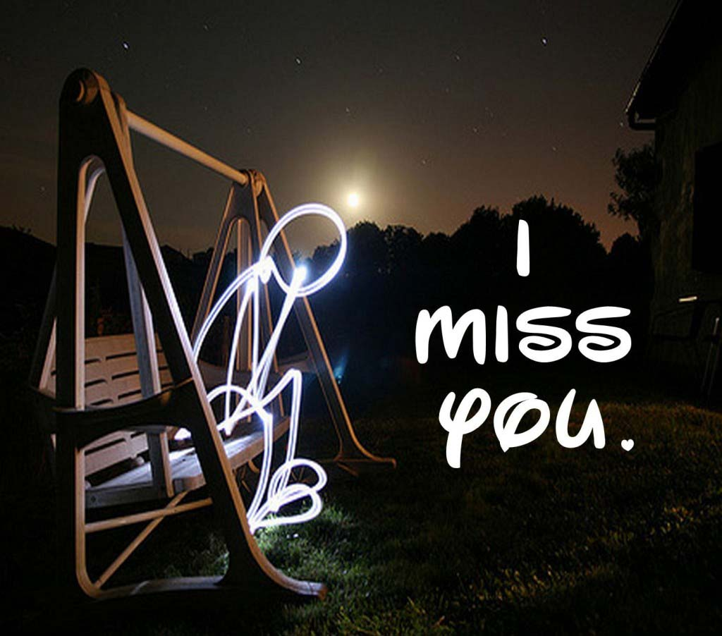 Wallpaper Hd Beautiful I Miss You Wallpaper