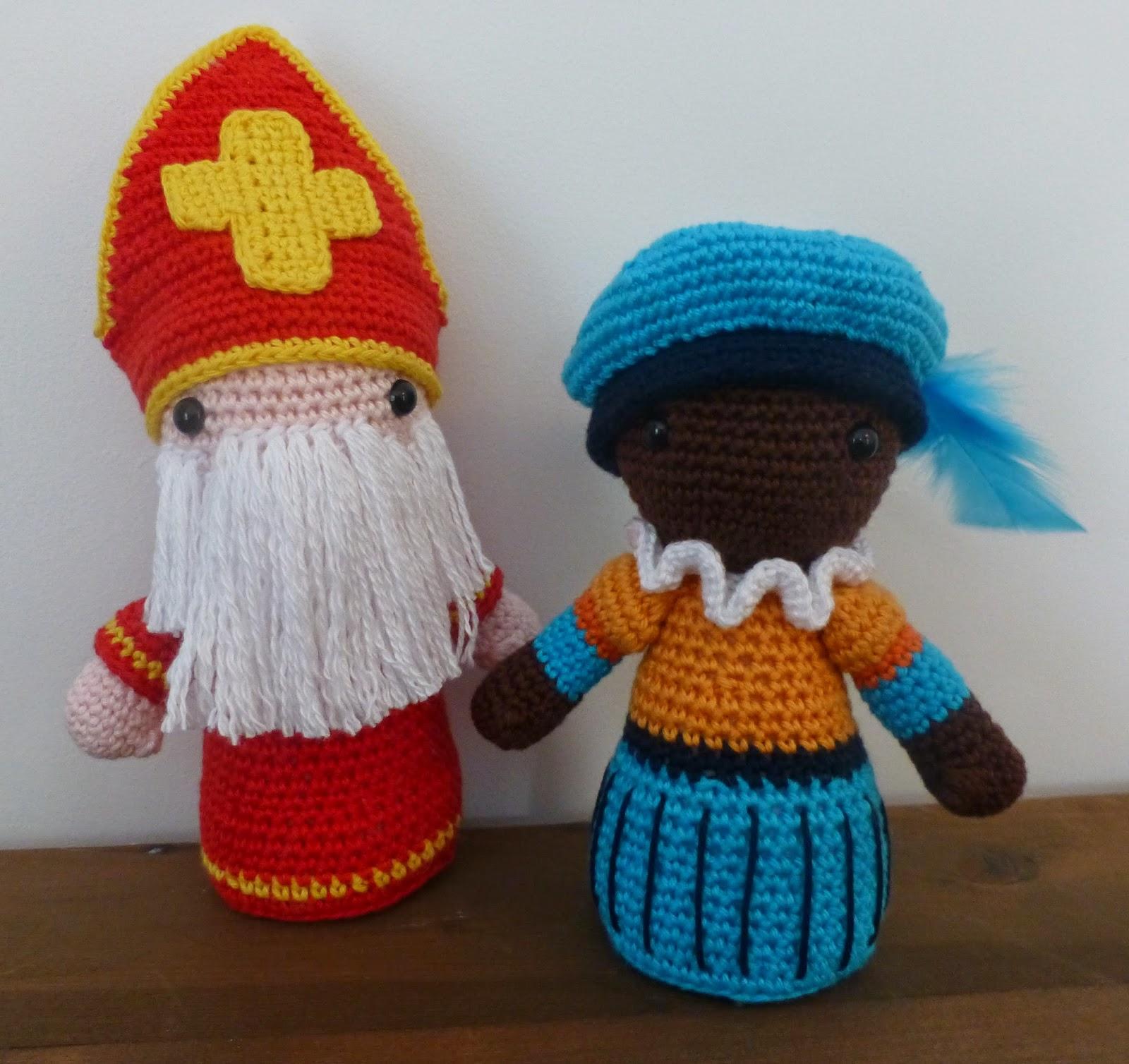 Haakfeest Zwarte Piet En Sinterklaas