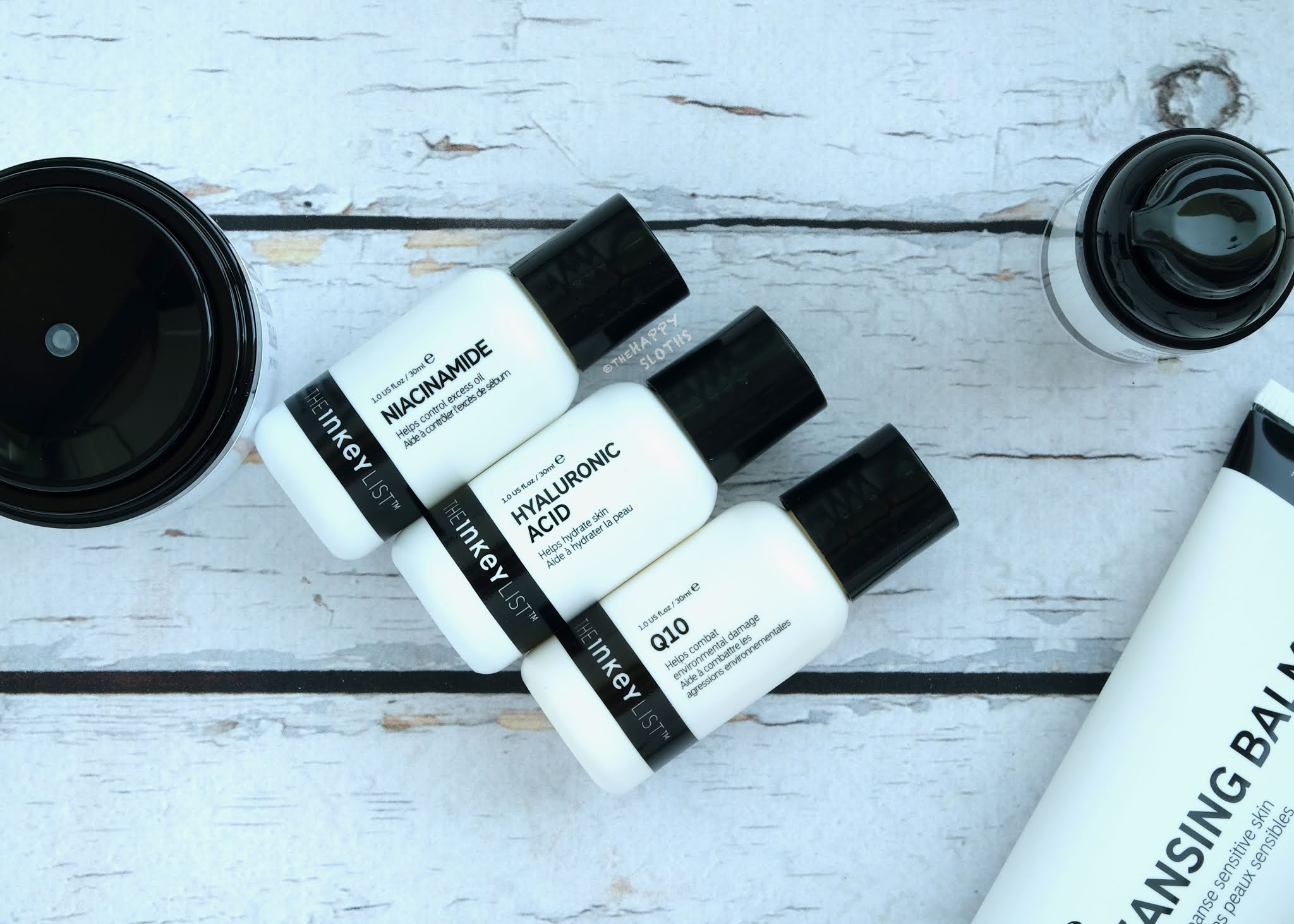 The INKEY List   Niacinamide, Hyalyronic Acid, and Q10 Serum: Review