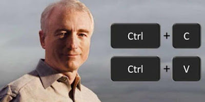 Biografi Larry Tesler Penemu Copy Paste