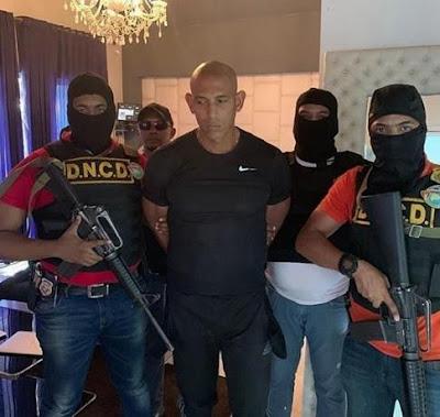 Arrestan a El Pupilo miembro de la red de Cesar el Abusador