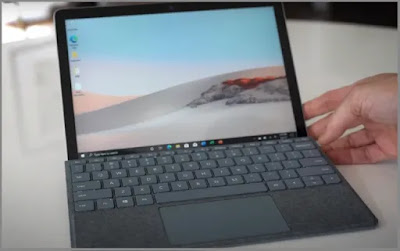 Surface Go 2: Keyboard