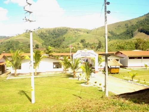 Escuela Técnico Superior PNP - ETS Mazamari