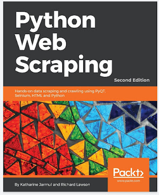 Python Web Scraping: Hands-on data scraping and crawling using PyQT, Selnium, HTML and Python