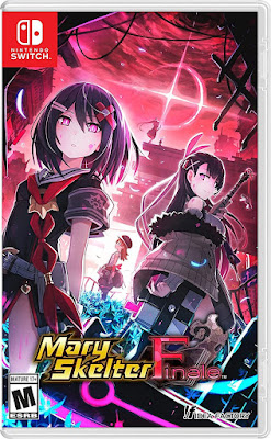 Mary Skelter Finale Game Nintendo Switch