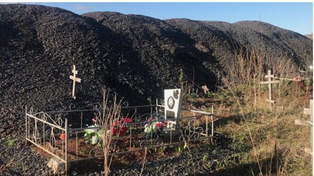 Северное кладбище «заасфальтировали»