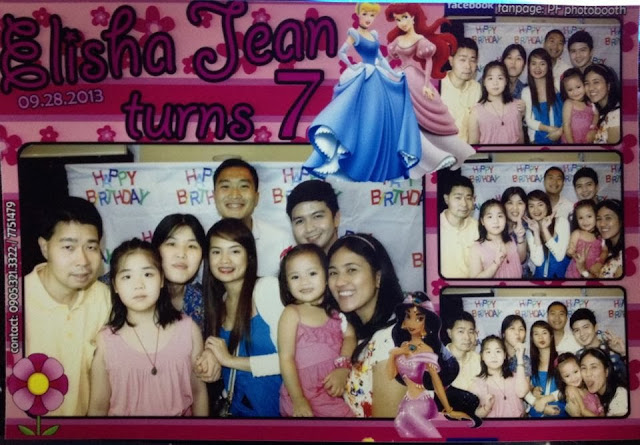 My BPI Family at Elisha's 7th Birthday