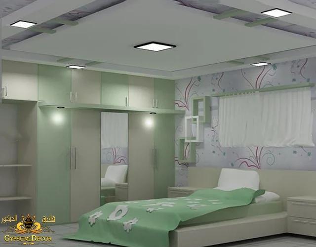 ألوان غرف نوم اطفال جميلة