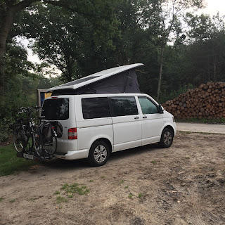 vrij staan nederland camper vanlife