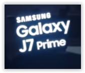Galaxy J7 Prime logo