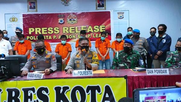 Oknum Polisi Diduga Beli Narkoba Usai Jual Senpi ke KKB Papua