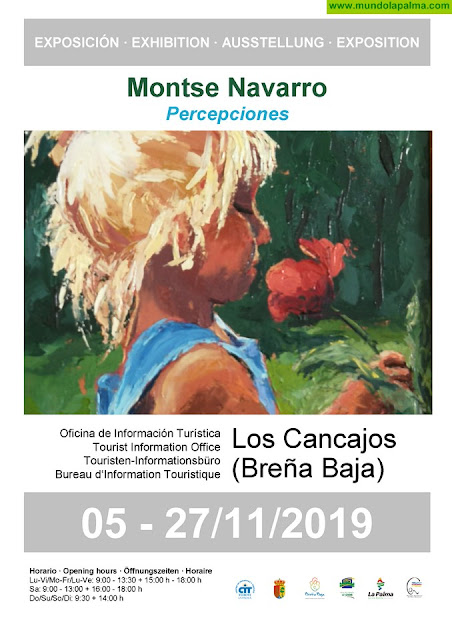 """LOS CANCAJOS: """"Percepciones"""" de Montse Navarro"""