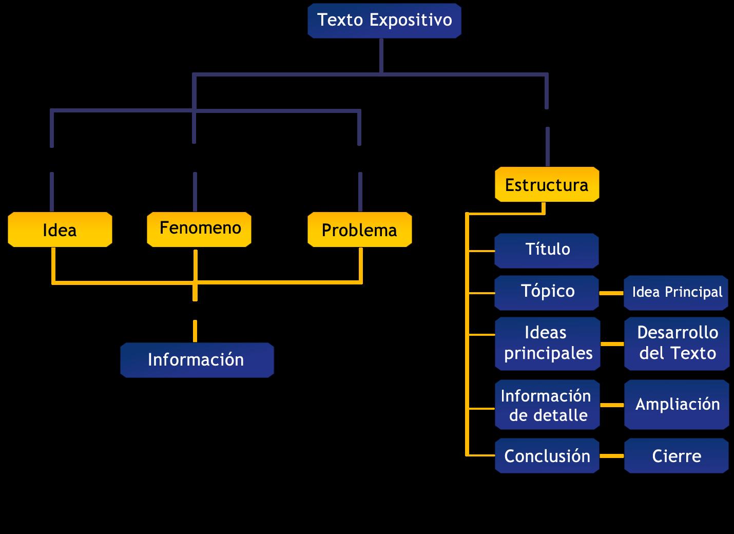 Lengua Catellana Qué Es El Texto Expositivo