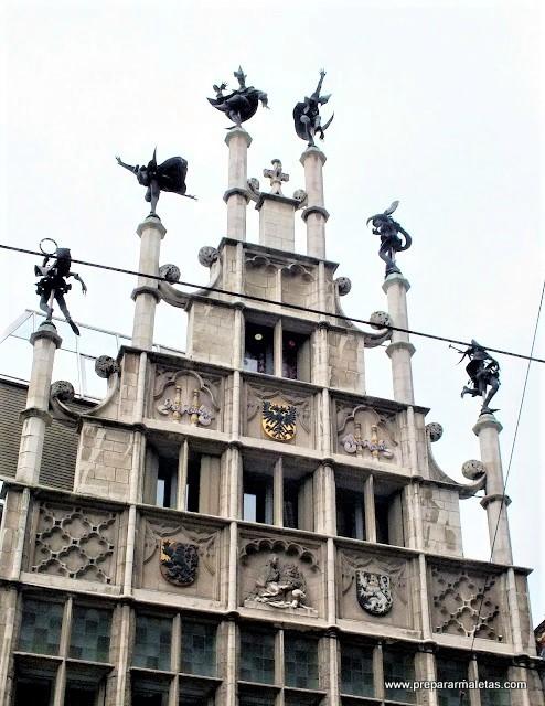 casa de danzantes en Gante