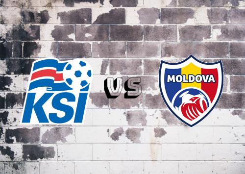 Islandia vs Moldavia  Resumen