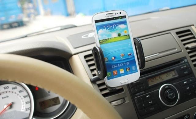 Usando o celular como GPS no Canadá