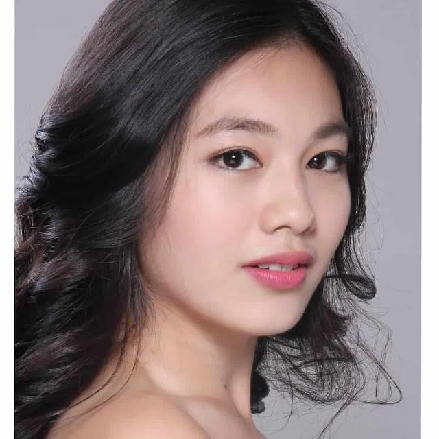 Profil biodata Claudy Putri  lengkap