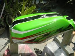 12 Inspirasi Airbrush Tangki Motor RX King Keren