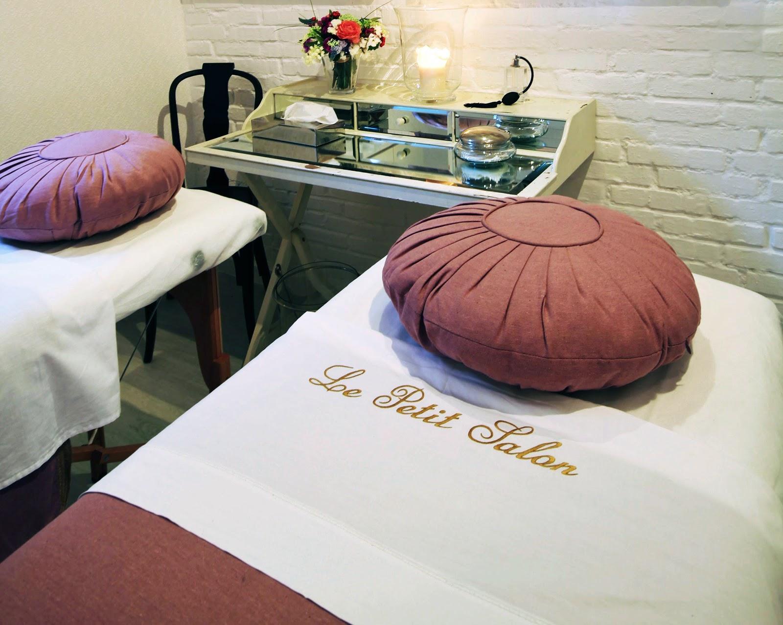 Un tratamiento de belleza en le petit salon el bazar de - Le petit salon madrid ...
