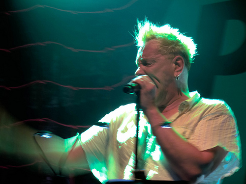 John Lydon a.k.a. Johnny Rotten by Joao Friezas