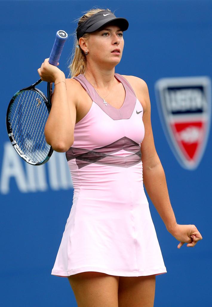 WTA Hotties: 2012 Hot-100: #1 Maria Sharapova