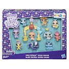 Littlest Pet Shop Series 2 Sparkle Pets Sleek Gatori (#2-S9) Pet