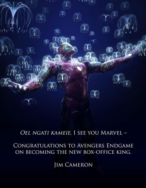 'Avengers: Endgame' Rampas Kedudukan 'Avatar' Sebagai Filem Paling Laris
