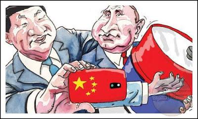 الحرب   استراتيجية الولايات المتحدة في مواجهة روسيا والصين