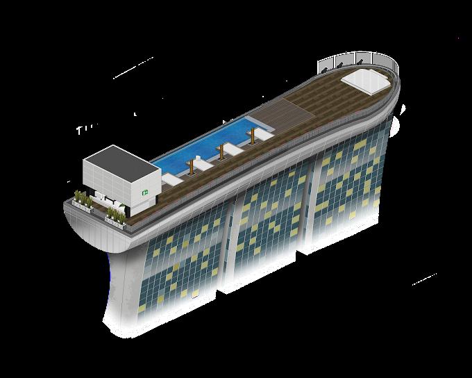 Habbo MPU Moderno EXTERIOR