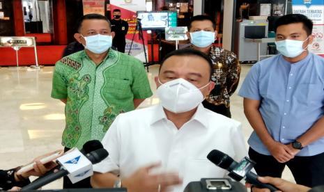 DPR Belum Terima Surpres Kapolri Pengganti Idham Azis