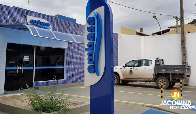 Jacobina: Embasa alerta para risco de ligações antecipadas à nova rede de esgoto