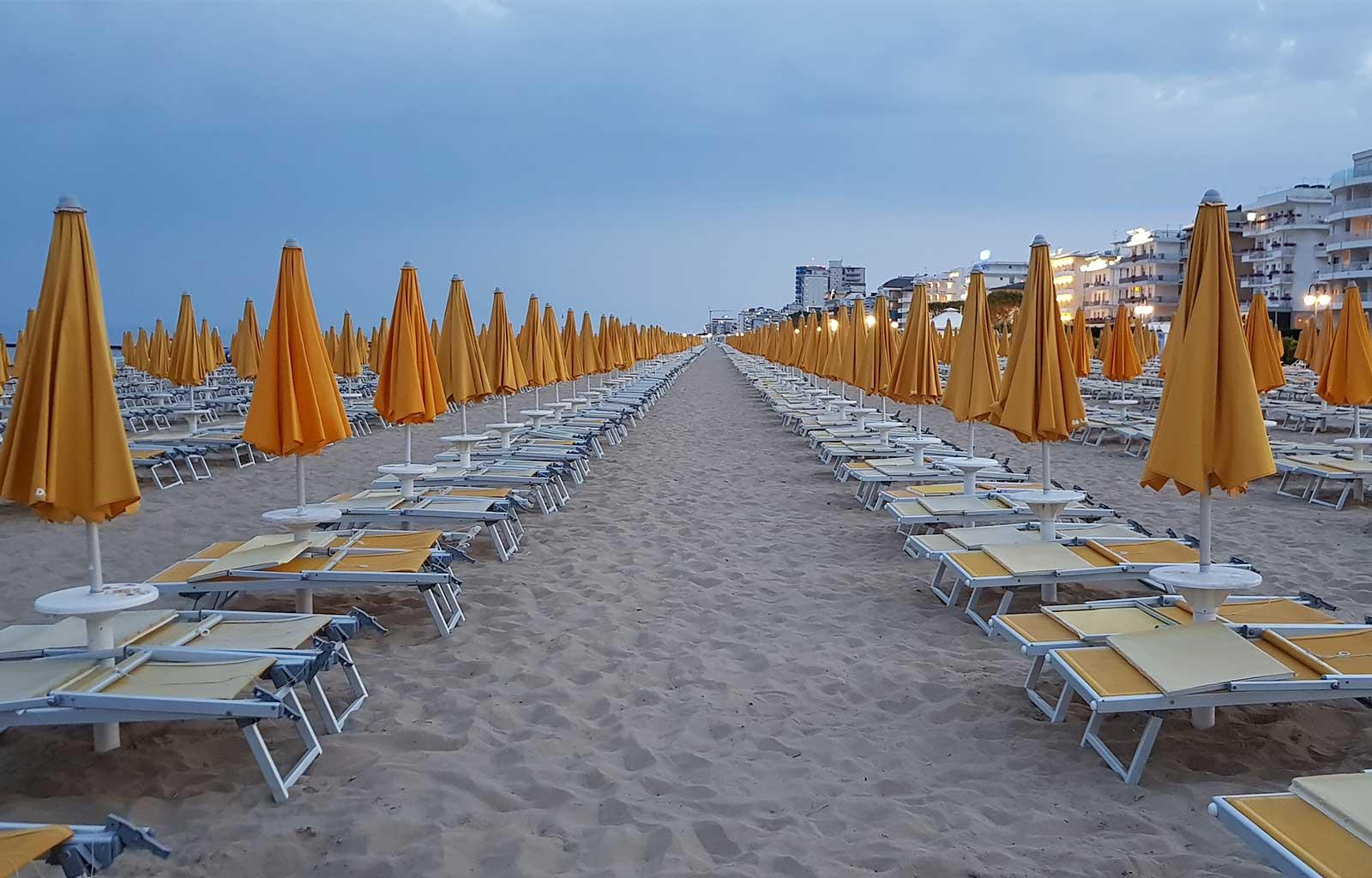 voyage italie venise lido di jesolo