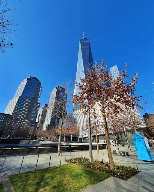 Observatório no One World Trade Center