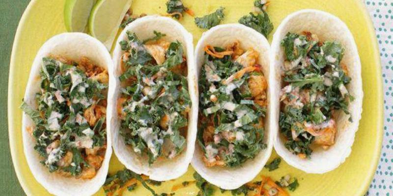 Perfect Tacos Tilapia