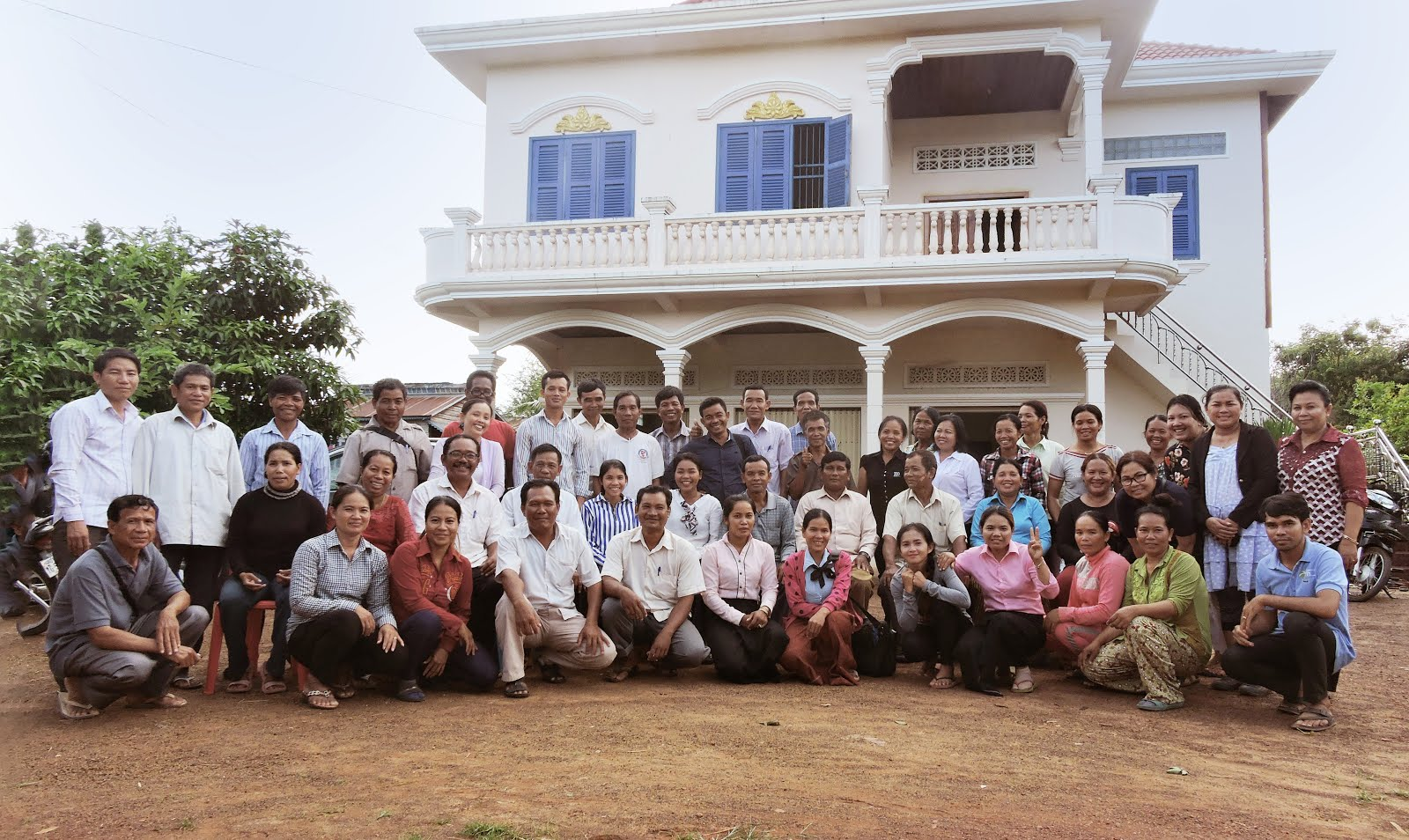 TRAINING COURSE SUPPORTING PRESCHOOL COMMITTEE | ECRC-Cambodia