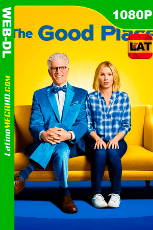 The Good Place (Serie de TV) Temporada 2 (2017) Latino HD WEB-DL 1080P ()