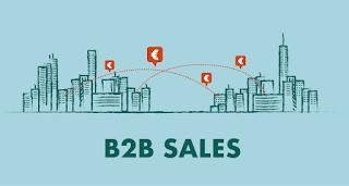 بيع خدمات المصغرة B2B
