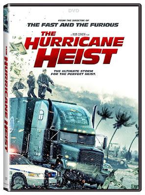 The Hurricane Heist DVD